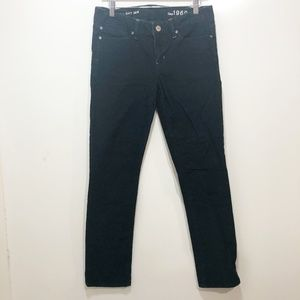 GAP 8 Corduroy Pants Navy Blue Real Straight